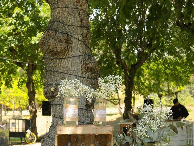 La boda de Carlos y Amaia en Ventas De Armentia, Burgos 45