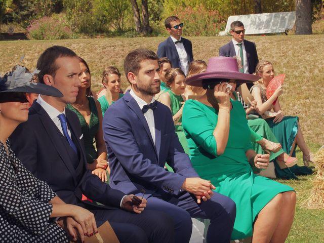 La boda de Carlos y Amaia en Ventas De Armentia, Burgos 55