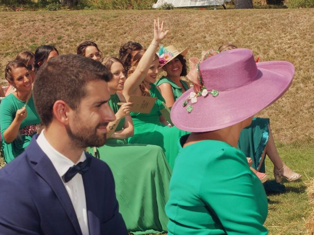 La boda de Carlos y Amaia en Ventas De Armentia, Burgos 56