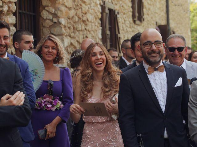 La boda de Carlos y Amaia en Ventas De Armentia, Burgos 58