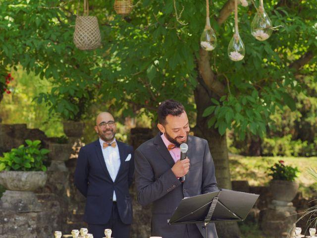 La boda de Carlos y Amaia en Ventas De Armentia, Burgos 59