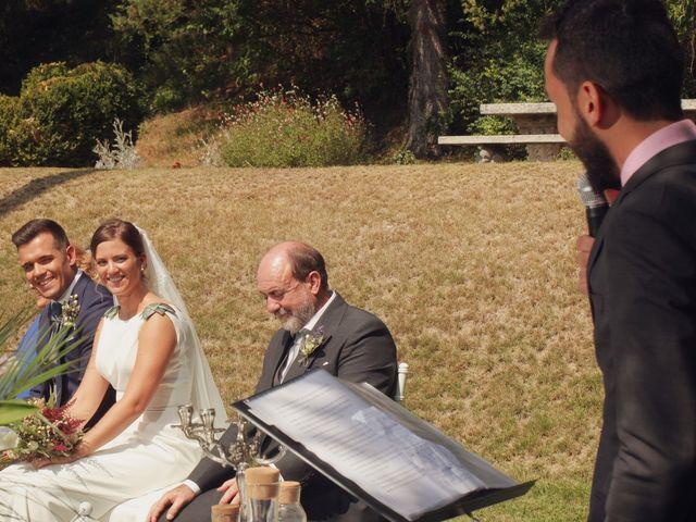 La boda de Carlos y Amaia en Ventas De Armentia, Burgos 60