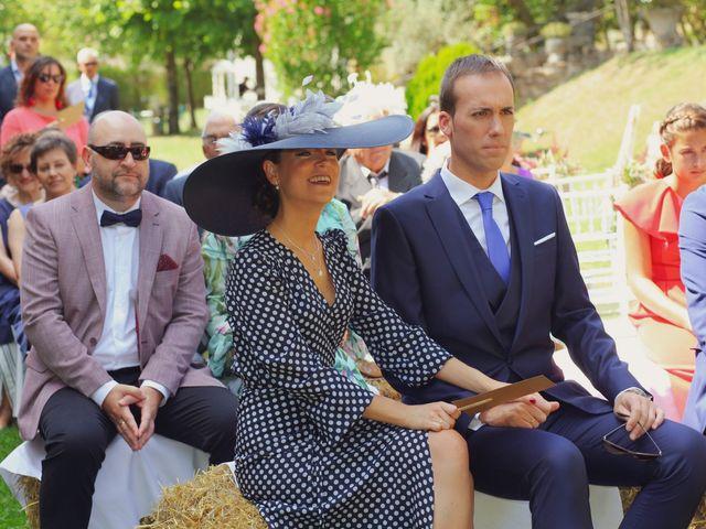La boda de Carlos y Amaia en Ventas De Armentia, Burgos 62