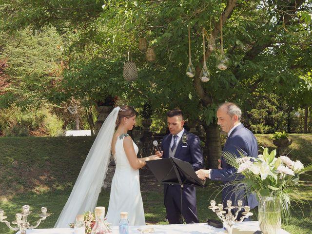 La boda de Carlos y Amaia en Ventas De Armentia, Burgos 68