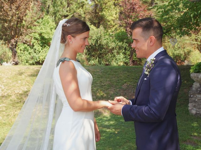 La boda de Carlos y Amaia en Ventas De Armentia, Burgos 69