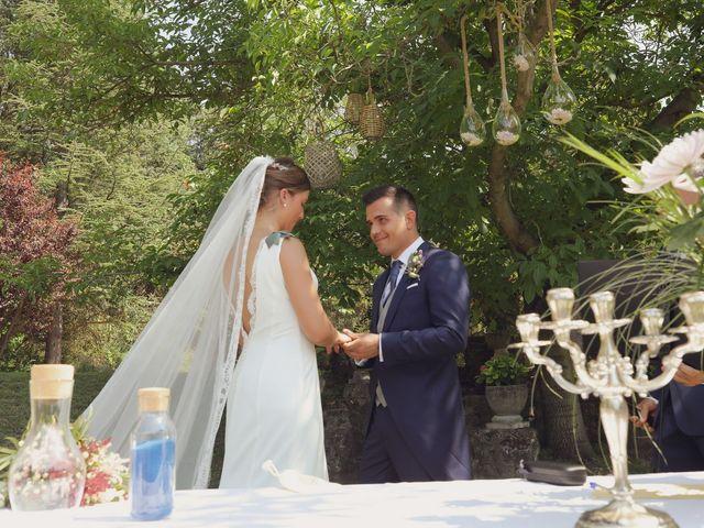La boda de Carlos y Amaia en Ventas De Armentia, Burgos 73