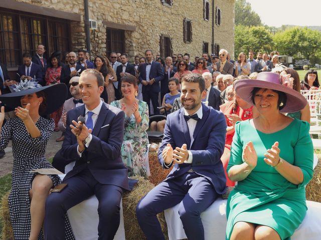 La boda de Carlos y Amaia en Ventas De Armentia, Burgos 75