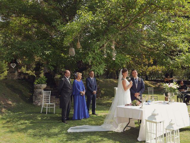 La boda de Carlos y Amaia en Ventas De Armentia, Burgos 76