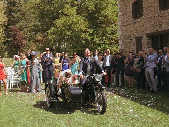 La boda de Carlos y Amaia en Ventas De Armentia, Burgos 79