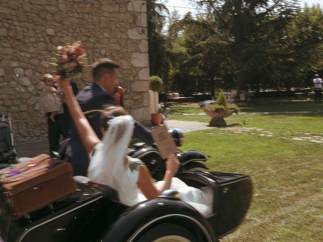La boda de Carlos y Amaia en Ventas De Armentia, Burgos 81