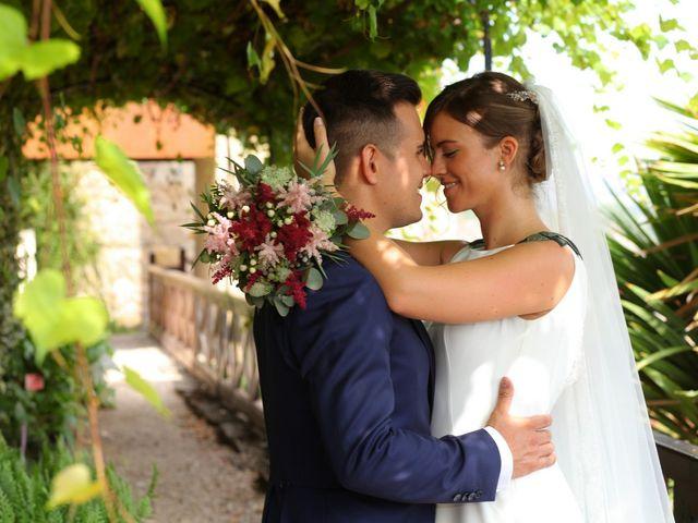 La boda de Carlos y Amaia en Ventas De Armentia, Burgos 82