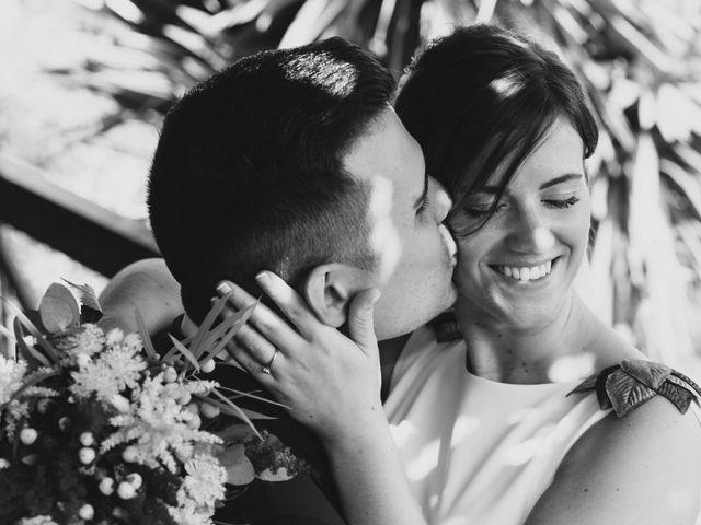 La boda de Amaia y Carlos