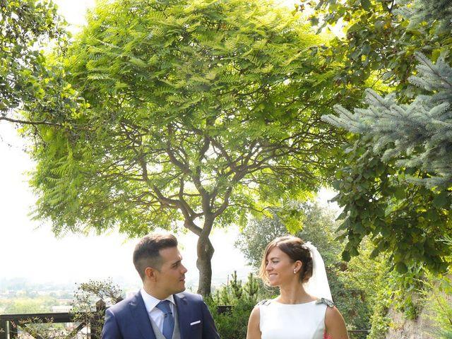 La boda de Carlos y Amaia en Ventas De Armentia, Burgos 1