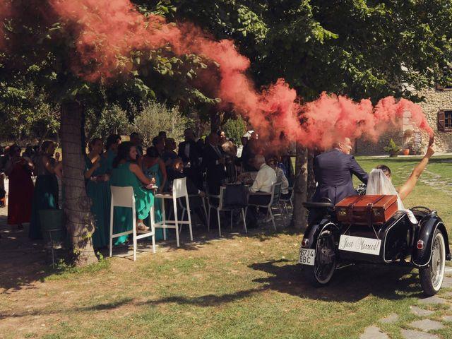 La boda de Carlos y Amaia en Ventas De Armentia, Burgos 89