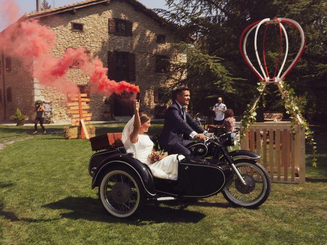 La boda de Carlos y Amaia en Ventas De Armentia, Burgos 90
