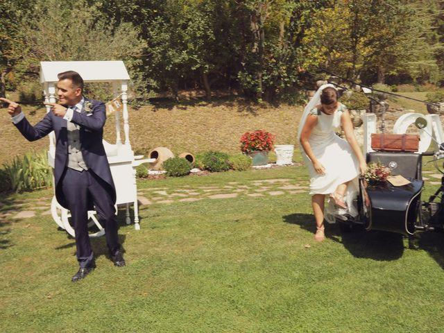 La boda de Carlos y Amaia en Ventas De Armentia, Burgos 91