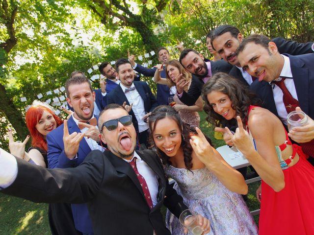 La boda de Carlos y Amaia en Ventas De Armentia, Burgos 100