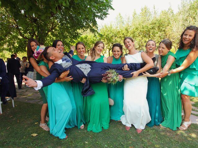 La boda de Carlos y Amaia en Ventas De Armentia, Burgos 101