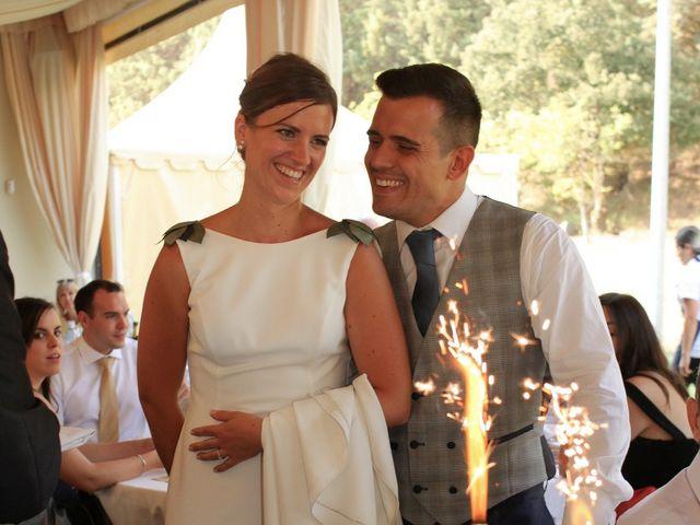 La boda de Carlos y Amaia en Ventas De Armentia, Burgos 118