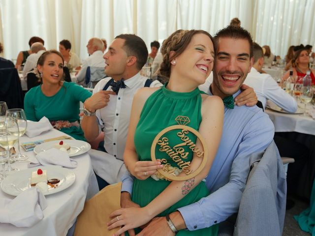 La boda de Carlos y Amaia en Ventas De Armentia, Burgos 121
