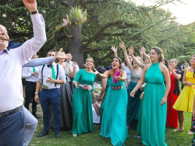 La boda de Carlos y Amaia en Ventas De Armentia, Burgos 130