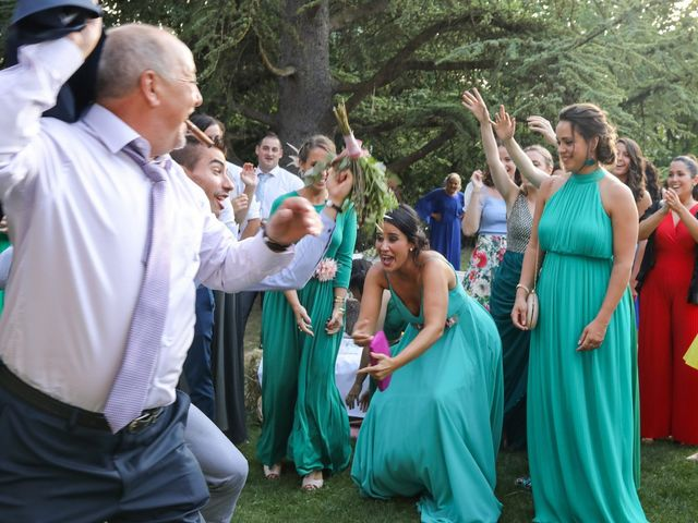 La boda de Carlos y Amaia en Ventas De Armentia, Burgos 132