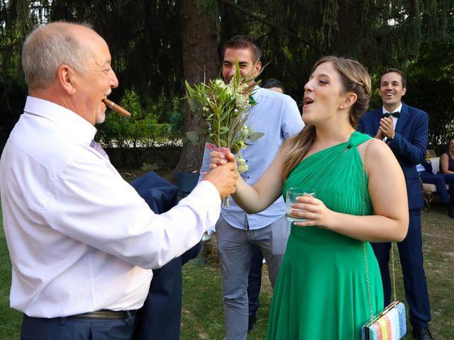 La boda de Carlos y Amaia en Ventas De Armentia, Burgos 133