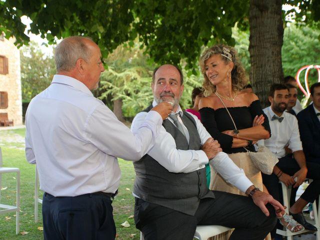 La boda de Carlos y Amaia en Ventas De Armentia, Burgos 136