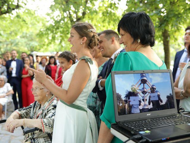 La boda de Carlos y Amaia en Ventas De Armentia, Burgos 137