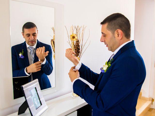La boda de Domingo y Mar en Benidorm, Alicante 8
