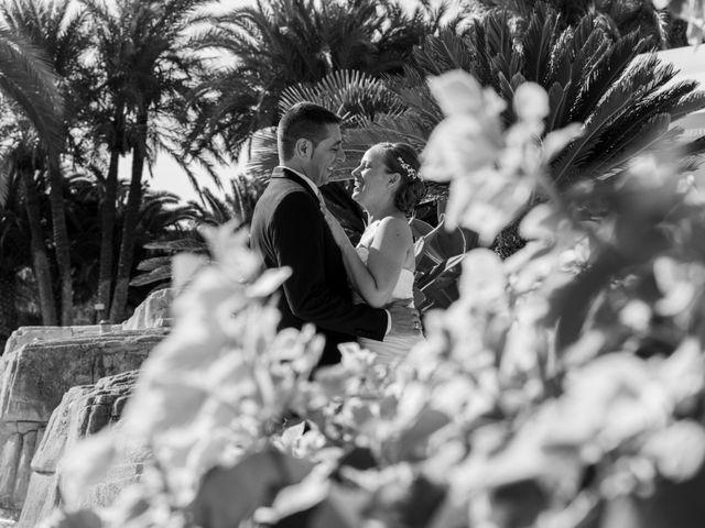 La boda de Domingo y Mar en Benidorm, Alicante 25
