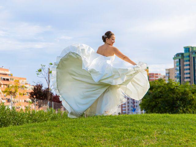 La boda de Domingo y Mar en Benidorm, Alicante 50