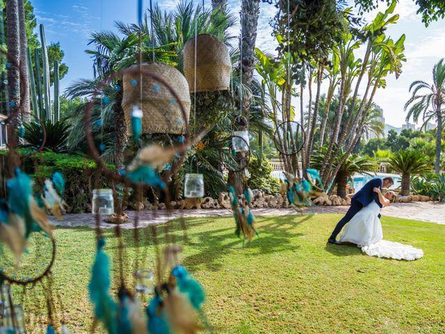 La boda de Domingo y Mar en Benidorm, Alicante 51