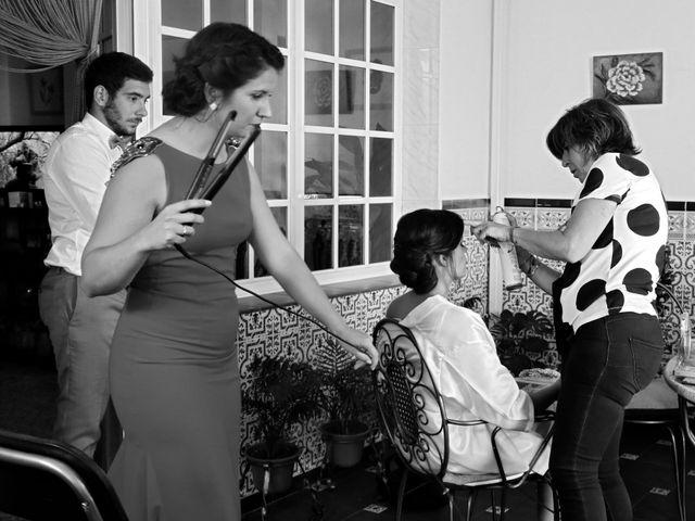 La boda de José Andrés y Inma en Nogales, Badajoz 16