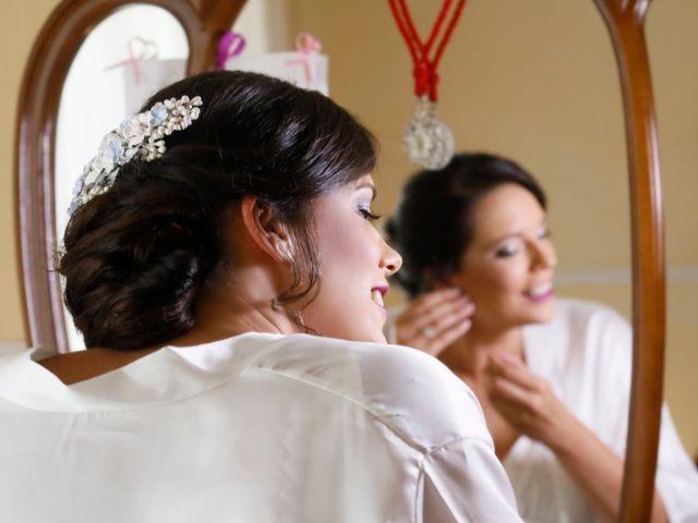 La boda de José Andrés y Inma en Nogales, Badajoz 28