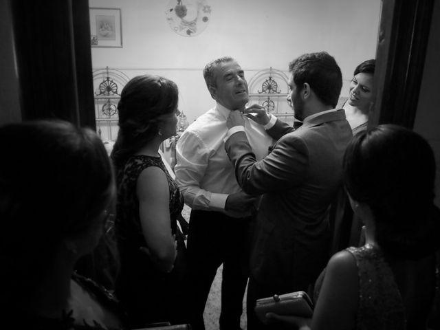 La boda de José Andrés y Inma en Nogales, Badajoz 34