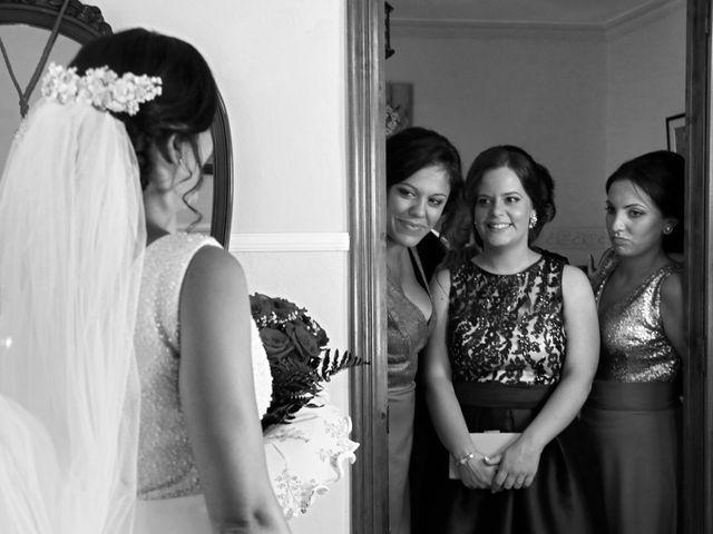 La boda de José Andrés y Inma en Nogales, Badajoz 41