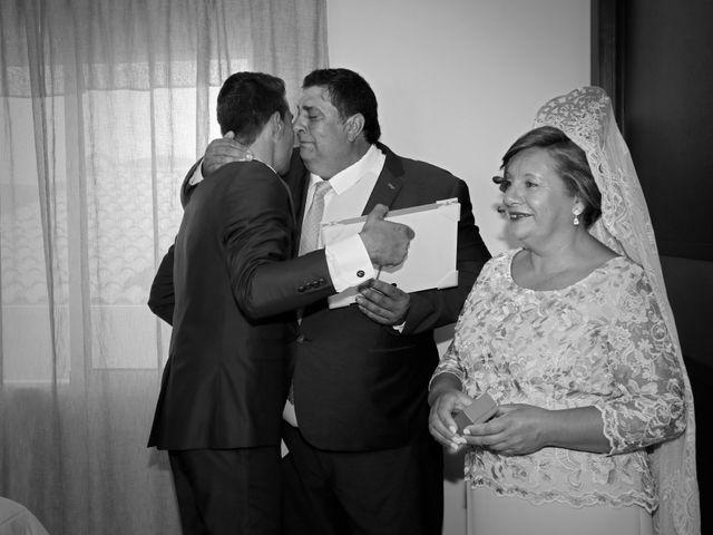 La boda de José Andrés y Inma en Nogales, Badajoz 50