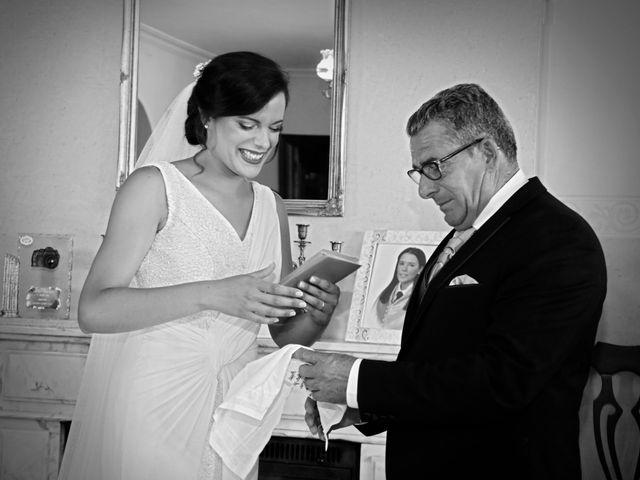 La boda de José Andrés y Inma en Nogales, Badajoz 53