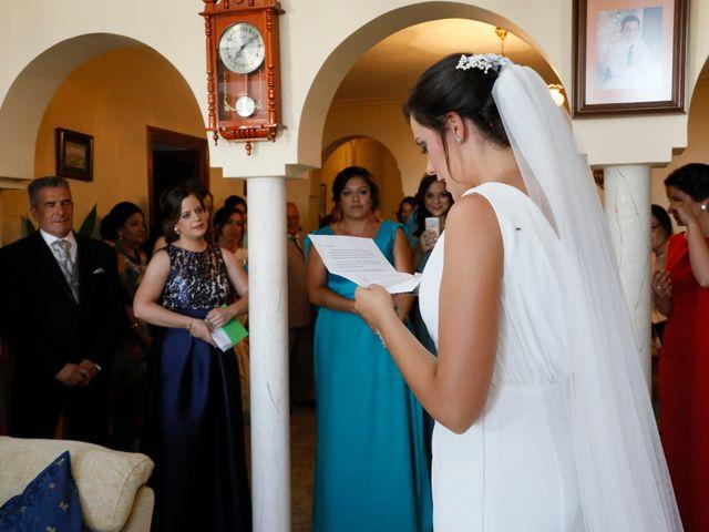 La boda de José Andrés y Inma en Nogales, Badajoz 56