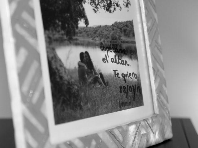La boda de José Andrés y Inma en Nogales, Badajoz 57