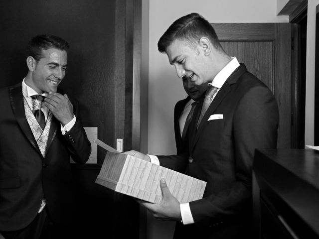 La boda de José Andrés y Inma en Nogales, Badajoz 61