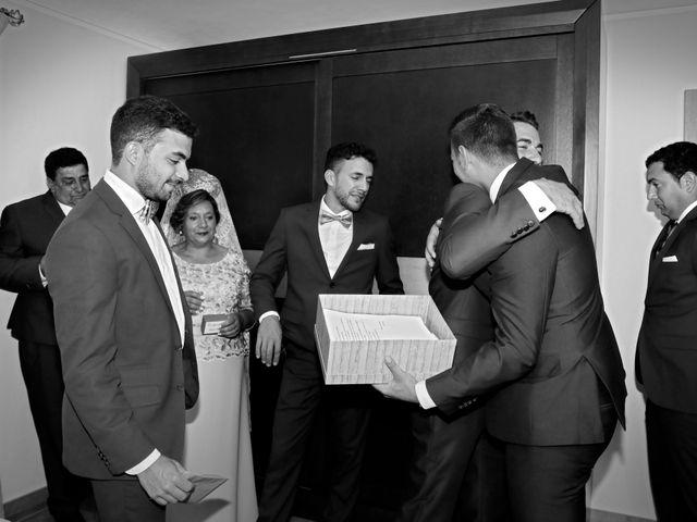 La boda de José Andrés y Inma en Nogales, Badajoz 62