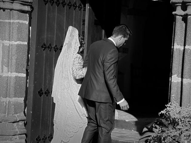 La boda de José Andrés y Inma en Nogales, Badajoz 64