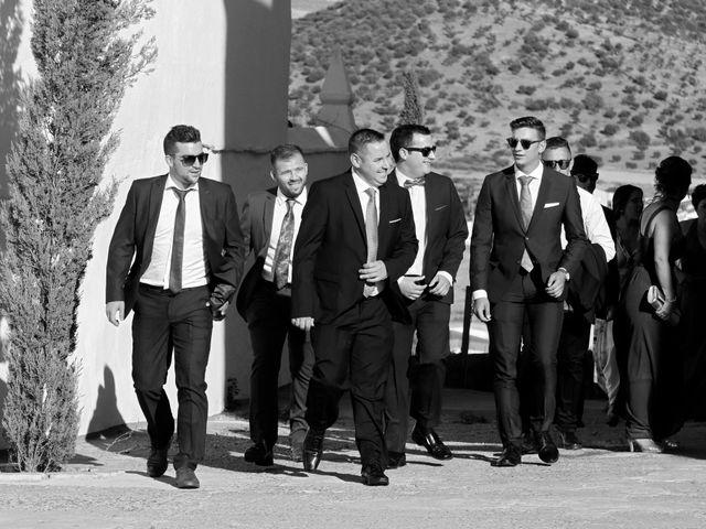 La boda de José Andrés y Inma en Nogales, Badajoz 65