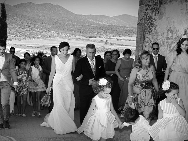 La boda de José Andrés y Inma en Nogales, Badajoz 66