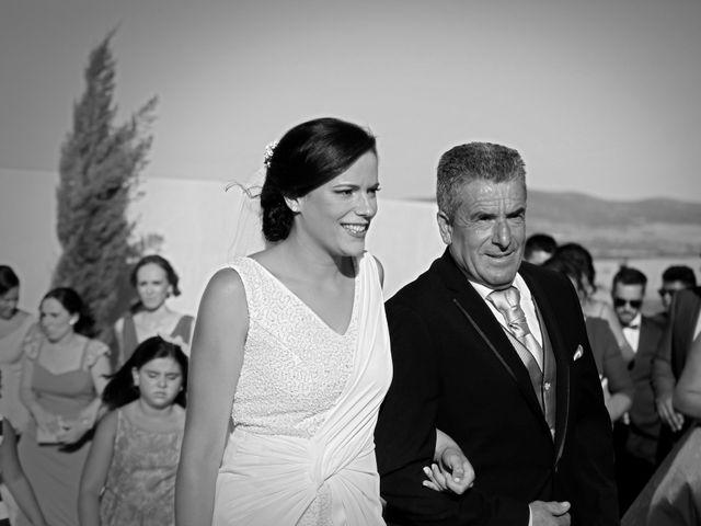 La boda de José Andrés y Inma en Nogales, Badajoz 68