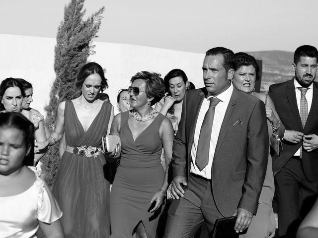 La boda de José Andrés y Inma en Nogales, Badajoz 69