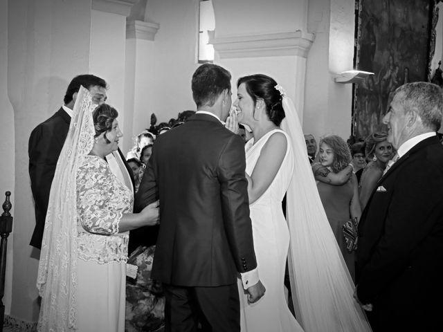 La boda de José Andrés y Inma en Nogales, Badajoz 73
