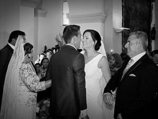 La boda de José Andrés y Inma en Nogales, Badajoz 75